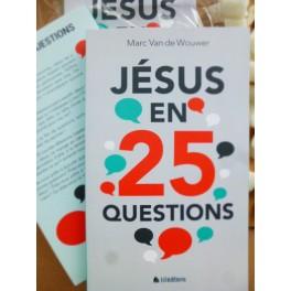 JESUS EN 25 QUESTIONS -blf1436/1