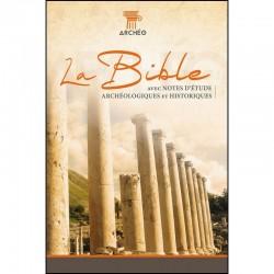 La Bible archéologique Seg 21 souple brun