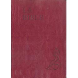 La Bible Parole de Vie Illustrée Valleton, souple rouge