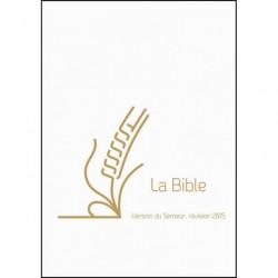 Bible Semeur 2015 lin blanc tr.or
