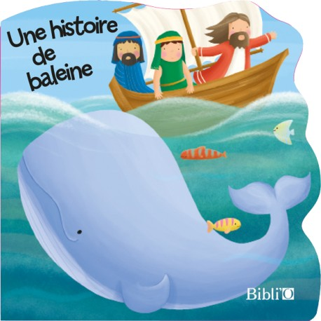 Une histoire de baleine