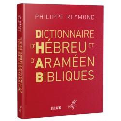 Dictionnaire d'Hébreu et d'Araméen bibliques, broché souple