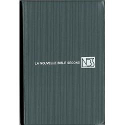 Bible NBS (Nouvelle Bible Segond) sans note, souple compacte
