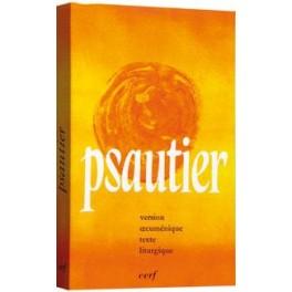 PSAUTIER LITURGIQUE OECUMÉNIQUE 4459
