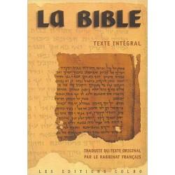 Bible du Rabbinat Français, paperback