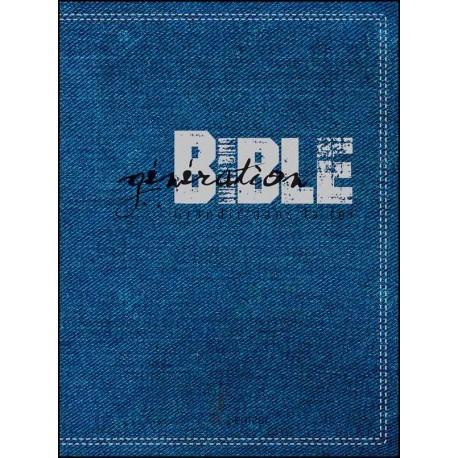 Génération BIBLE jeans