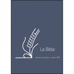 Bible Semeur 2015 lin bleu