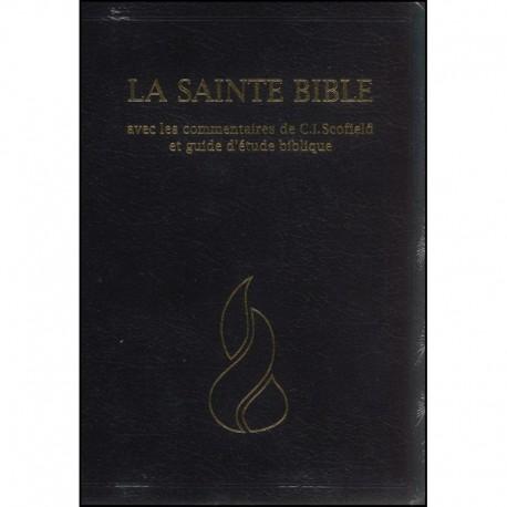 Bible d'étude NEG 1979 avec les commentaires Scofields luxe