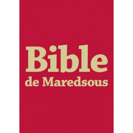 LA BIBLE DE MAREDSOUS