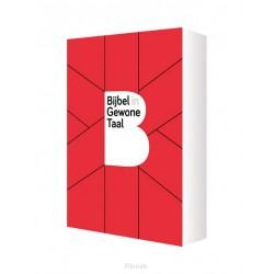 B. Nl Bijbel in gewoone taal Pb rouge