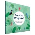 QUE LE CIEL SE REJOUISSE ! Un album alliant textes bibliques, transferts et coloriages