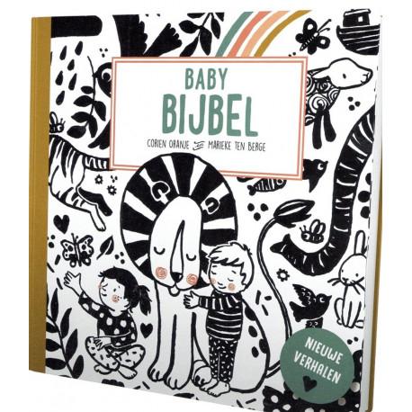 Baby Bijbel 2 nieuwe Verhalen corien Oranje en Marieke ten Berge
