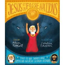 JESUS ET LA FOSSE AU LIONS - tout ce que Daniel nous apprend sur Jésus