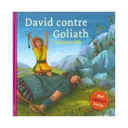 Couleurs de Bible : David et Goliath