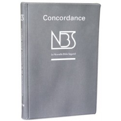 Concordance Nouvelle Bible Segond (NBS)