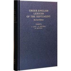 Lexique grec-anglais de la Septante