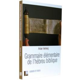 GRAMMAIRE ÉLÉMENTAIRE DE L'HÉBREU BIBLIQUE 7154