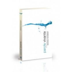 Nouveau testament Parole vivante broché souple