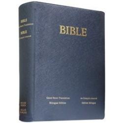 Bible en français courant bilingue Anglais-Français