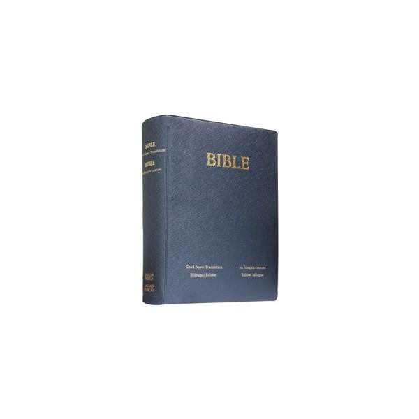 bible en fran u00e7ais courant bilingue anglais-fran u00e7ais