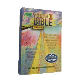 B.ANGL CEV YOUTH BIBLE - w141000