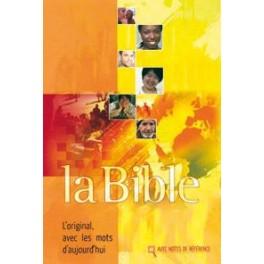 BIBLE D'ÉTUDE SEGOND 21 AVEC CD ROM 1451