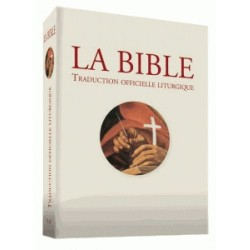 TRADUCTION OFFICIELLE LITURGIQUE DE LA BIBLE - FORMAT BROCHÉ -14862