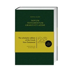 Nouveau Testament Grec - Latin