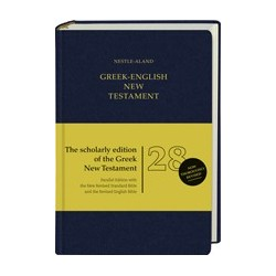 THE GREEK-ENGLISH NEW TESTAMENT -q54086