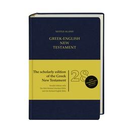 THE GREEK-ENGLISH NEW TESTAMENT -q54086
