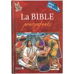 La Bible pour enfants - Nouveau Testament