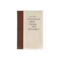 the NIV Interlinear Greek-English New Testament (MARSHALL)