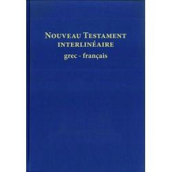 NOUVEAU TESTAMENT INTERLINÉAIRE GREC-FRANÇAIS -2678