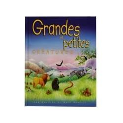 GRANDES ET PETITES CREATURES