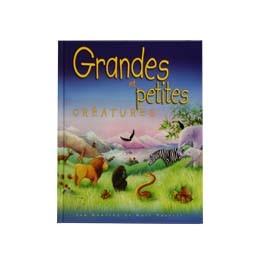 GRANDES ET PETITES CREATURES -52068