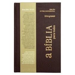 Bible portugais + DC para todos gr. car