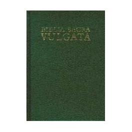 BIBLIA SACRA VULGATA 1763