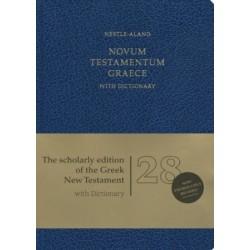 Novum Testamentum Graece +Dictionnaire