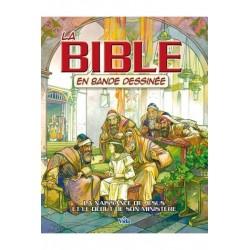 La Bible en Bande dessinée (Vida) la naissance de Jésus