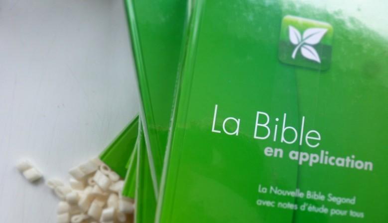 Bible en application